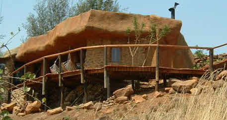 Drakensberg luxury cave lodge